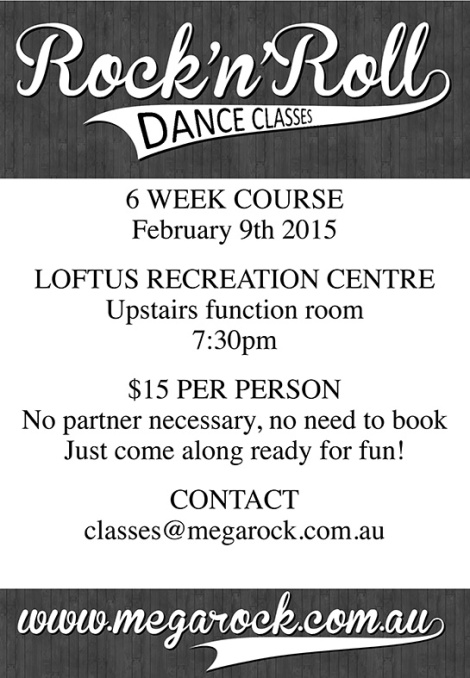 Loftus recreation centre ad.pptx