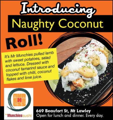 867 Mr Munchies Sushi 9x2.3