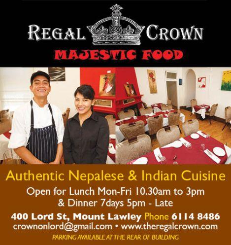 867 Regal Crown 9x2.3