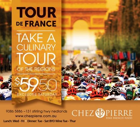 12. Chez Pierre 10x3