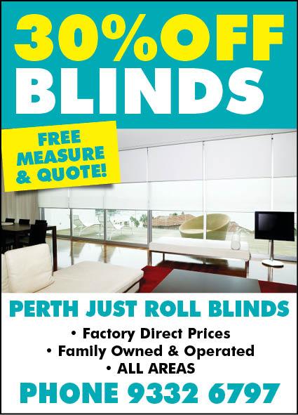 3. Perth Win Blinds 10x2