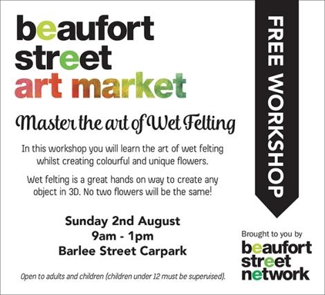 Beaufort St Art Market 10x3