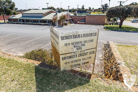 • Bayswater Bowling Club: venue for the local government candidate forum. Photo by Matthew Dwyer