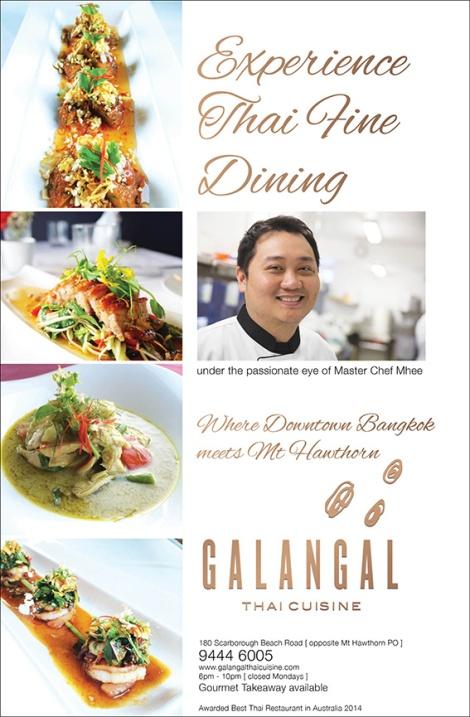 903 Galangal Thai Cuisine 40x7