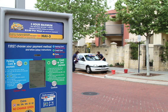 Feeling The Pinch Of East Perth Parking Competition Now