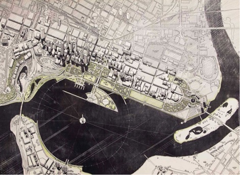 • Riverfront visions are nothing new, it seems, with evidence of at least 200 emerging.