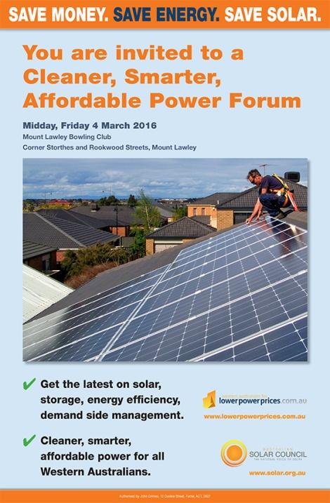 921 Australian Solar Council 40x7