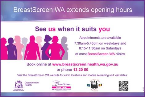 921 Breastscreen WA 10x4