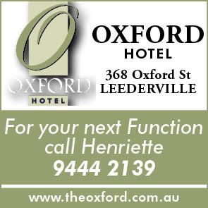 926 Oxford Hotel 5x5