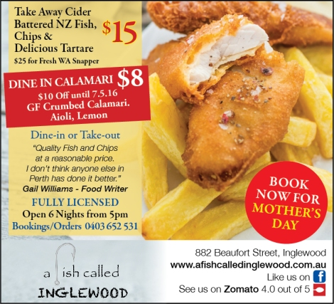 A Fish Called Inglewood 10x3