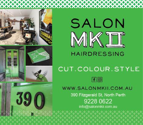 935 Salon MKII Hairdressing 10x3
