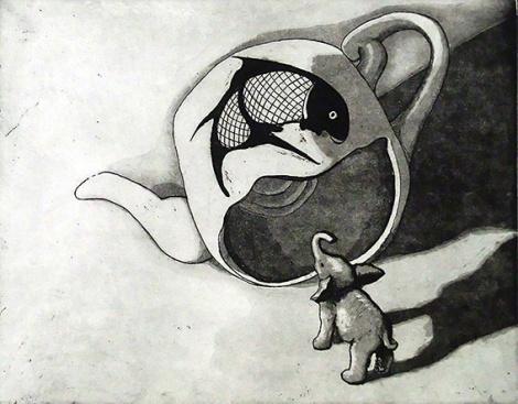 • Herman Isaak's work.