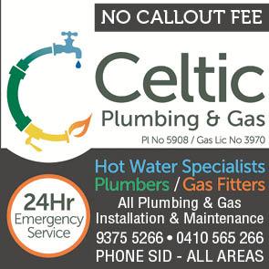 Celtic Plumbing 5x5
