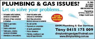 DHM Plumbing 5x3