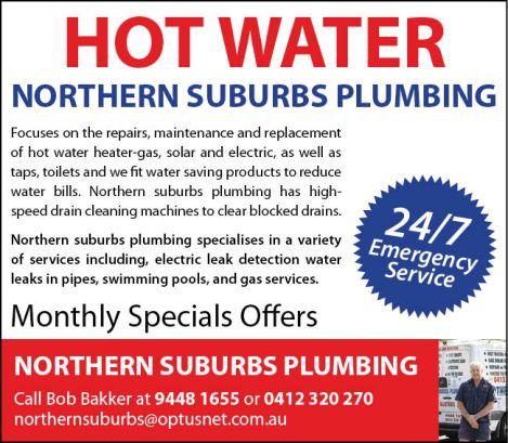 946 Northern Suburbs Plumbing 10x3