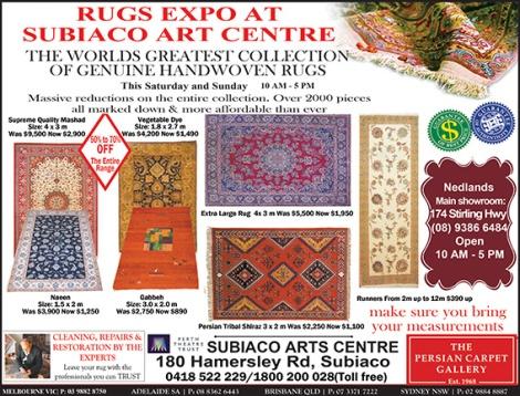 946 Persian Rug Gallery 20x7