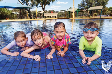 • Youngsters having a splash at Maylands Waterpark earlier this year before it closed down for this winter.Filephoto