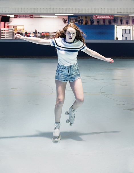 • Daisy Coyle as Xan Fraser, who never got to go roller skating after a sickening gang rape. Her attackers were never gaoled, with the trial judge reckoning she might have consented had she been conscious.