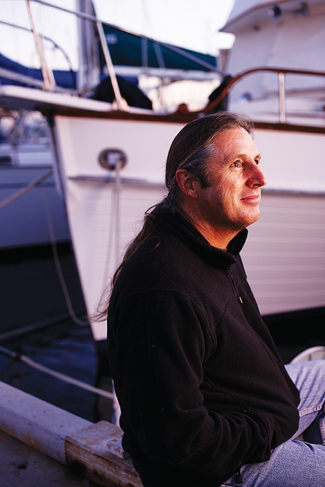• Tim Winton. Photo by Robert Frith