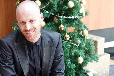 • John O'Hara's back in Perth for a Christmas cabaret.