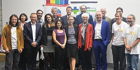 • RenewWA's climate change and renewable energy forum.